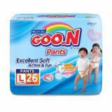 Goon Pants Excelent Soft L26 Popok Celana L 26 Goon Murah Di Dki Jakarta