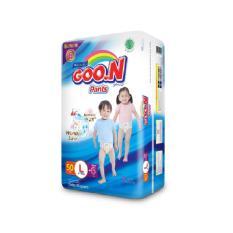 Spesifikasi Goon Pants Popok Celana L50 L 50 Bonus 6 Goon Terbaru