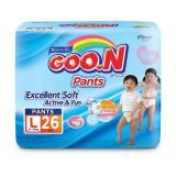 Ulasan Mengenai Goon Popok Pants L 26