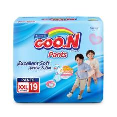 Spesifikasi Goon Popok Pants Xxl 19 Merk Goon