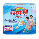 Toko Goon Popok Pants Xxl Isi 19 Lengkap Di Indonesia