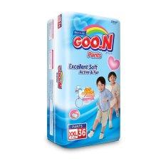 Review Toko Goon Popok Slim Pants Xxl Isi 36
