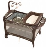 Review Tentang Graco Pack N Play Arched Barcelona Bluegrass Box Bayi Playard 9E02Brb Cokelat