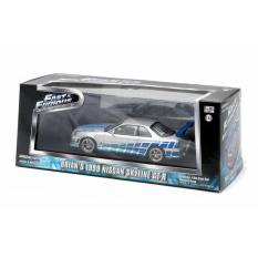 Greenlight 1:43 1999 Nissan Skyline Gt-R Fast Furious - N47wvo