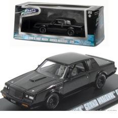 Greenlight 1:43 Dom's 1987 Buick Grand National Gnx Fast Furious - Vfsiyd