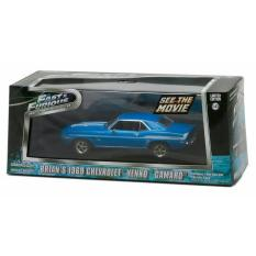 Greenlight 1:43 Fast Furious 1969 Chev Camaro Brian's - Heyptr