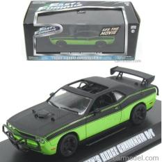 Greenlight 1:43 Letty's Dodge Challenger R/T 2014 Fast Furious - A8vbpg