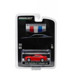 Greenlight 1:64 2016 Chevrolet Camaro Ss Red - W3qrwn