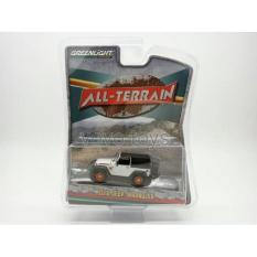 Greenlight 1:64 All-Terrain Series 2 - 2012 Jeep Wrangler - Qrxtpy