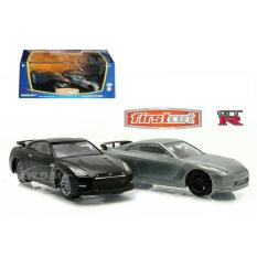 Greenlight 1:64 Firstcut Nissan Skyline Gt-R (R35) - Wdnz8t