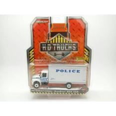 Greenlight 1:64 Nypd 2013 International Durastar Box Van Police Dept - Fwgjf6