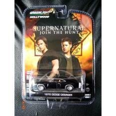 Greenlight 1970 Dodge Charger Supernatural Join The Hunt - Wb57yh