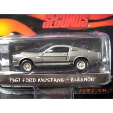 Greenlight Hollywood Gone In 60 Seconds 1967 Ford Mustang Eleanor - Lelo2j