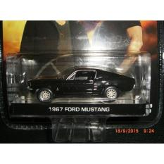 Greenlight Supernatural Join The Hunt 1967 Ford Mustang - Rj0cbj