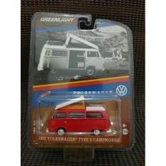 Greenlight VW Type 2 Champmobile - L6sa9k