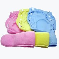 GROSIR Clodi lampin clodi celana lampin + INSERT isi(DAPAT 6 CELANA)