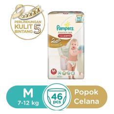 Toko Gsg Pampers Premium Pant M 46 Online Terpercaya