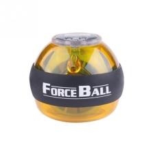 Gyro Power Ball, Speed Meter Counter, Max Kecepatan 12,000 Rpm, LED Force Ball, Lengan Pembuat, Wrist Exerciser, 7 Warna untuk Pilihan Gaya: Orange-Intl