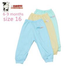 Spesifikasi Hachi Baby Wear Open Long Pants Color Isi 3 Pcs 16 Baru