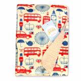 Promo Hanadora Baby Blanket Double Fleece 0503 Indonesia