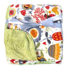 Spek Hanadora Baby Blanket Double Fleece 2003 Indonesia