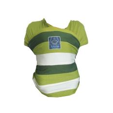 Spesifikasi Hanaroo Babywrap Motif Rainbow Gendongan Bayi Multifungsi Hijau Terbaru
