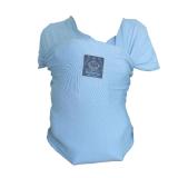Hanaroo Babywrap Polos Gendongan Bayi Multifungsi Biru Muda Diskon Akhir Tahun
