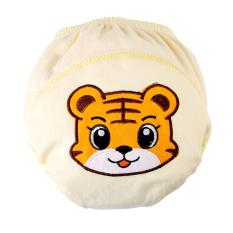 Hanyu Gaun Musim Panas Tiger Baby Boy Girl Bayi Kid Kursi Pee Potty Training Pants Cloth Diaper Underwear Multicolor
