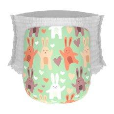 Katalog Happy Diapers Pant Popok Bayi Dancing Bunnies Size Xl 22 Pcs Happy Diapers Terbaru