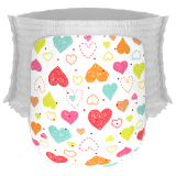 Jual Happy Diapers Pant Popok Bayi Love Me Size L 26 Pcs Online