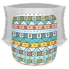 Spesifikasi Happy Diapers Pant Popok Bayi Sunny Tribal Size Xl 22 Pcs Lengkap