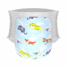 Obral Happy Diapers Pant Popok Bayi Up Up Away Size L26 Pcsa19 Murah
