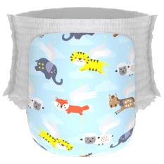 Review Pada Happy Diapers Pant Popok Bayi Up Up Away Size Xl 22 Pcs