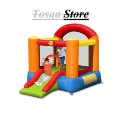 Happy Hop 9004B Slider / Perosotan Anak Balon / Mainan Anak