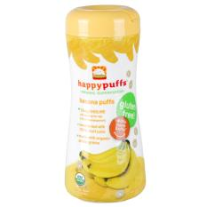 Ulasan Lengkap Happy Puff Banana Organic 60Gr