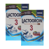 Toko Happy Wonderland Lactogrow 3 Happynutri 750 Gr Bundle Isi 2 Box Lactogrow Di Indonesia