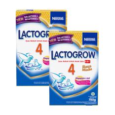 Diskon Happy Wonderland Lactogrow 4 Happynutri Rasa Madu 750 Gr Bundle Isi 2 Box Lactogrow Di Indonesia