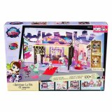 Review Hasbro Littlest Pets Shop Set Backstage Style Hasbro