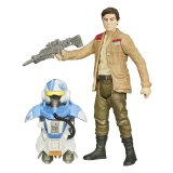 Harga Hasbro Star Wars The Force Awakens Space Mission Poe Dameron Pilot 3 75 Dan Spesifikasinya