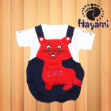 Review Hayami Baju Kodok Bayi Cat Hitam Indonesia