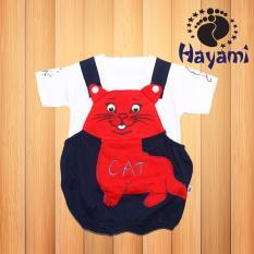 Beli Hayami Baju Kodok Bayi Cat Hitam Di Indonesia