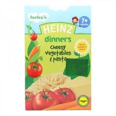 Beli Barang Heinz Dinners Cheesy Vegetable And Pasta 100Gr 7M Online