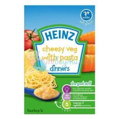 Heinz Dinners Cheesy Vegetables & Pasta Size 100Gr