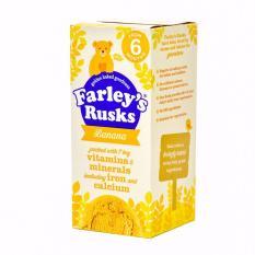 Tips Beli Heinz Farley S Rusks Banana Yang Bagus