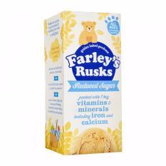 Spesifikasi Heinz Farley S Rusks Reduce Sugar Dan Harga