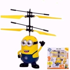 Helicopter Drone Minions Sensor Tangan Flying Toys By A Prime Universe.