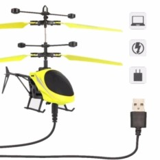 Helicopter Drone Sensor Tangan Flying Toys - Karakter By Tanjung Watch.