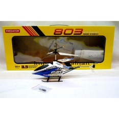 Helicopter RC 3.5 Channel 803 Predator