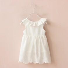 Jual Helomonki Baby G*rl Dress Princess G*rl White Murah North Sumatra