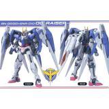 Review Hg Gundam 1 144 00 Raiser Designer Color Ver Terbaru